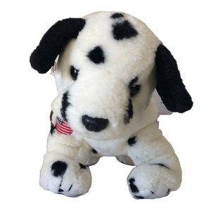 TY Dotty Beanie Buddies with Tag Dalmation Dog